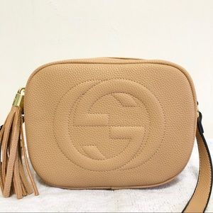 Handbags - Gucci 8 x 6.25 x 3 Yellow